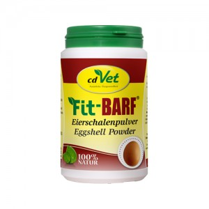 cdVet Fit-BARF Eierschaalpoeder - 350 gram