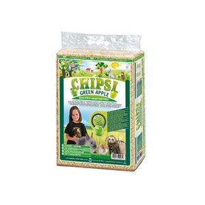 Chipsi Houtvezel – Groene Appel – 3,2 kg