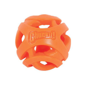 Chuckit! Breathe Right Fetch Ball - Medium - ø 6 cm - 1 Pack