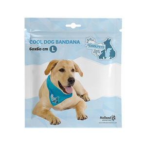 CoolPets Cool Dog Bandana – L