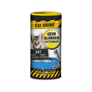 CSI Urine Kattenbak Granules - 400 g