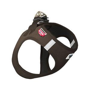 Curli Vest Harness Cord - Bruin - XXS