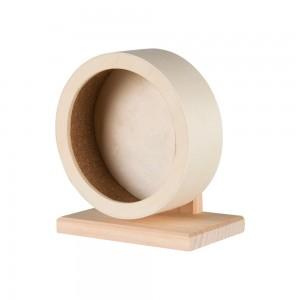 Trixie Houten Looprad - 15 cm