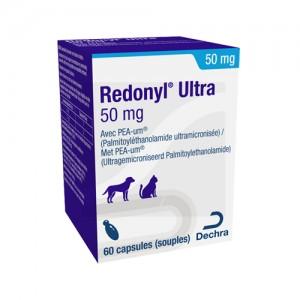 Dechra Redonyl Ultra - 50 mg - 60 capsules