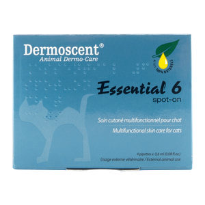 Dermoscent Essential 6 spot-on - Kat