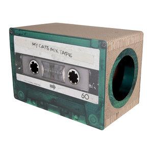 District 70 Mixtape – Emerald – S – 38 x 20 x 25 cm