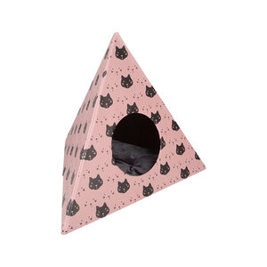 District 70 Triangle Cats – Roze
