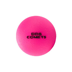 Dog Comets Ball Stardust - Roze