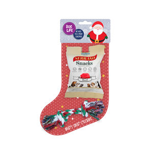Dog Life Meaty Treat Stocking