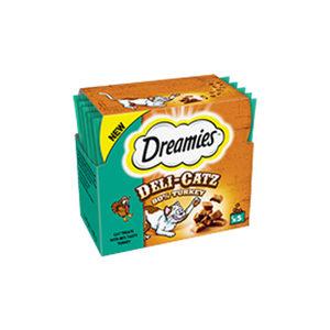 Dreamies Deli-Catz - Kalkoen - 25 g