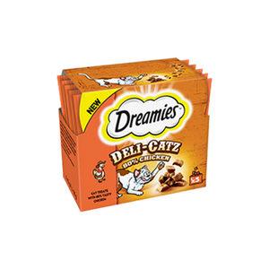 Dreamies Deli-Catz - Kip - 25 g