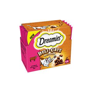 Dreamies Deli-Catz - Rund - 25 g