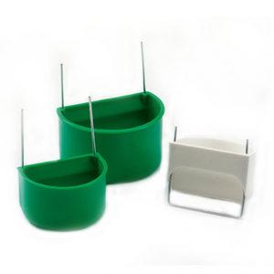 Duvo+ Eetbakje Kolibrie - Klein - 5,5 x 5 x 3 cm