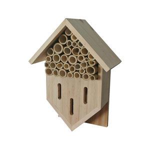 Duvo+ Insectenhotel Brenna - 19 x 10,5 x 26,5 cm