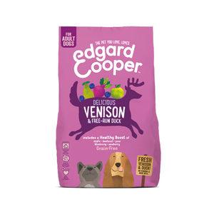 Edgard & Cooper Adult - Wild & Eend - 12 kg