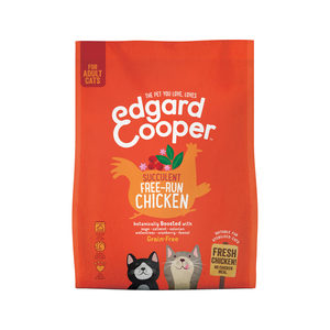 Edgard & Cooper Adult Cat - Kip - 300 g