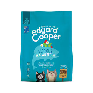 Edgard & Cooper Adult Cat - Witvis - 1,75 kg