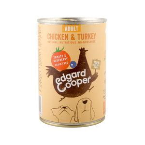Edgard & Cooper Adult Dog Kip Blik - 6x400g