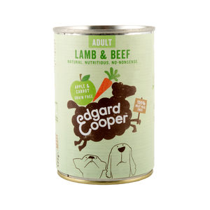 Edgard & Cooper Adult Dog Lam Blik - 6x400g
