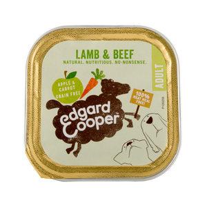Edgard & Cooper Adult Dog Lam Kuipje - 11x150g
