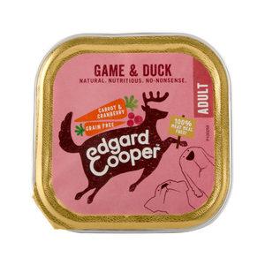 Edgard & Cooper Adult Dog Wild Kuipje - 11 x 150g