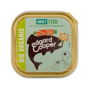 Edgard & Cooper Biologisch Adult Dog Vis - 17 x 100 gram