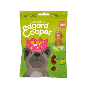 Edgard & Cooper Bites – 50 gram – Rund & Lam
