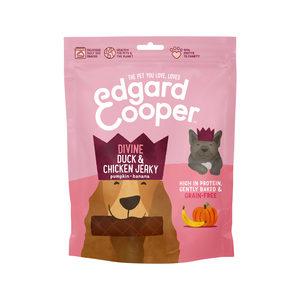 Edgard & Cooper Jerky – 150 gram – Kip & Eend
