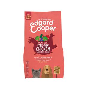 Edgard & Cooper Senior - Kip & Zalm - 2,5 kg
