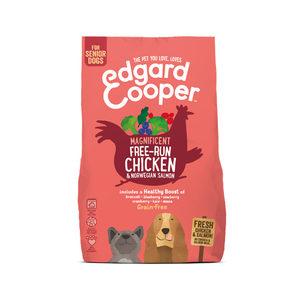 Edgard & Cooper Senior - Kip & Zalm - 700 g