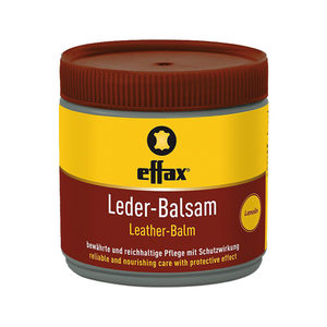Effax Leather Balm - Pot 500 ml