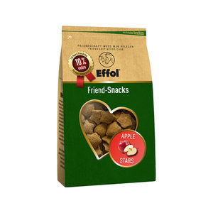 Effol Friend-Snacks Appel Stars - 500 gram