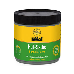 Effol Hoof Salve – Zwart – 500 ml