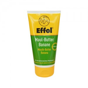 Effol Mouth Butter – Banaan – 150 ml
