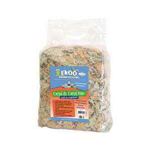 Ekoo Animal Bedding Card & Card Mix - 30 L