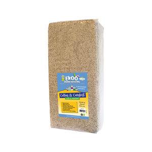 Ekoo Animal Bedding Cotton & Comfort - 140 L