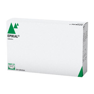 Epikal 300 mg - 25 x 10 tabletten