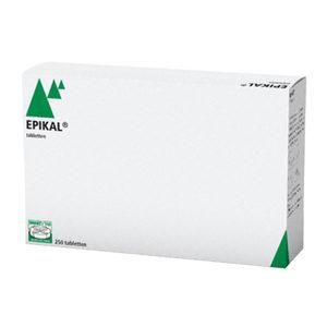 Epikal 300 mg - 5 x 10 tabletten