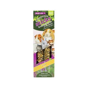 Esve Konijnensticks Graanvrij - Fruit - 2 Sticks