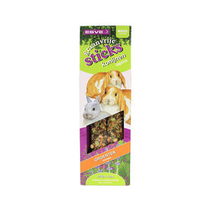Esve Konijnensticks Graanvrij - Groenten - 2 Sticks