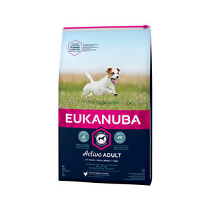 Eukanuba Dog - Active Adult - Small Breed - 3 kg