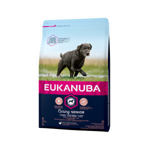 Eukanuba Dog - Caring Senior - Large Breed - 3 kg