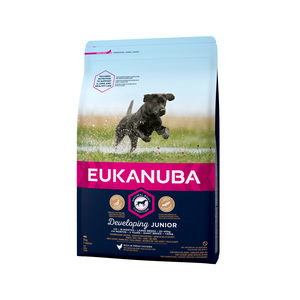 Eukanuba Dog - Developing Junior - Large Breed - 3 kg