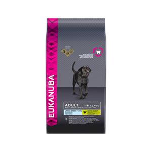 Eukanuba Dog Adult Large Breed (Kip) 9 kg