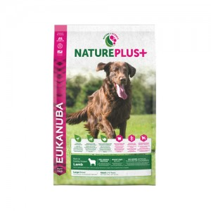 Eukanuba Nature Plus Adult - Lamb - Large - 2.3 kg