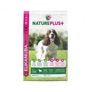 Eukanuba Nature Plus Adult - Lamb - Medium - 10 kg