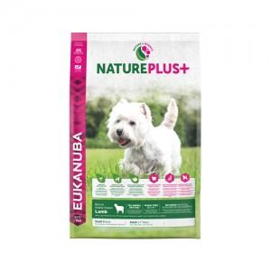Eukanuba Nature Plus Adult - Lamb- Small - 2.3 kg
