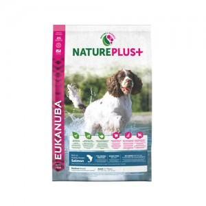 Eukanuba Nature Plus Adult - Salmon - Medium - 10 kg