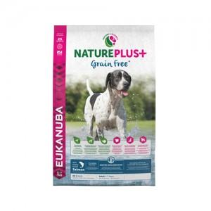 Eukanuba Nature Plus Grain Free - Adult - 10 kg