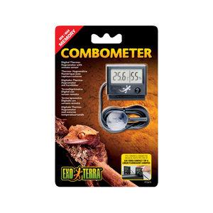 Exo terra combometer thermo-hygro digitaal